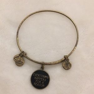 Everything happens for a reason alex and ani